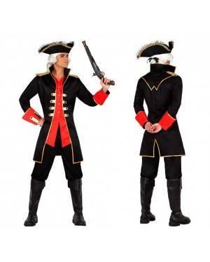 Costume Capitano Pirata
