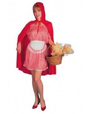 Costumi Cappuccetto Rosso Adulto per Carnevale