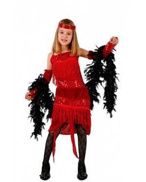 Costumi Charleston con Paillettes per Carnevale