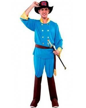Costume Confederato. Tg. Unica.