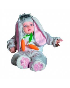Costumi Coniglietto Taglia Neonati per Carnevale