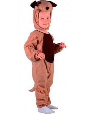 Costumi Cucciolo Cane Bambini Taglia 2-4 per Carnevale