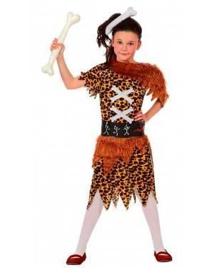 Costume Bambina delle Caverne