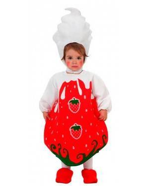 Costume Fragola Bebè