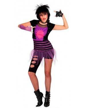 Costumi da Rocker Donna per Carnevale