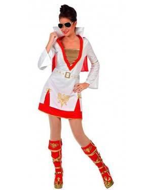 Costumi da Rockstar donna per Carnevale