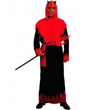Costumi Demone Halloween Adulto Taglia unica per Carnevale