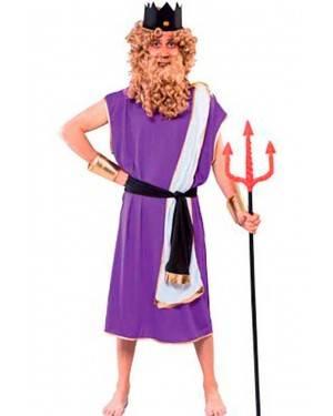 Costume Dio di Mare Neptuno