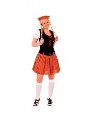Costumi Donna Scozzese per Carnevale