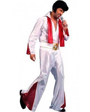 Costume Elvis Adulto Tg. Unica