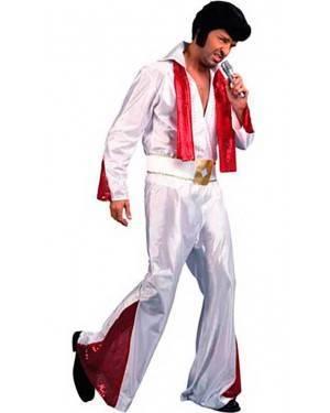 Costumi Elvis Adulto Taglia unica per Carnevale