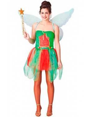 Costumi Fata Adulto Taglia unica per Carnevale