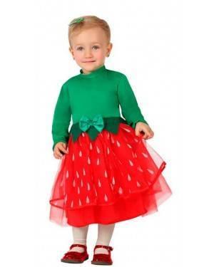 Costume Fragola Baby