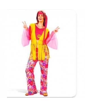 Costumi Hippie Donna Adulto per Carnevale