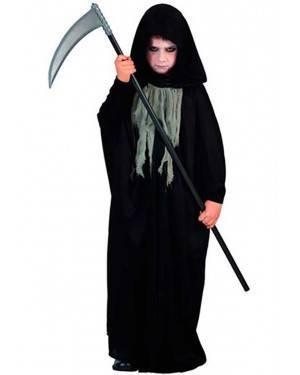 Costume Mantellina Halloween. Bambini Tg. 7 a 12 Anni