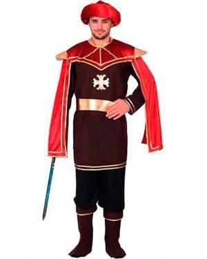 Costume Medievale UomoAdulto Tg. Unica