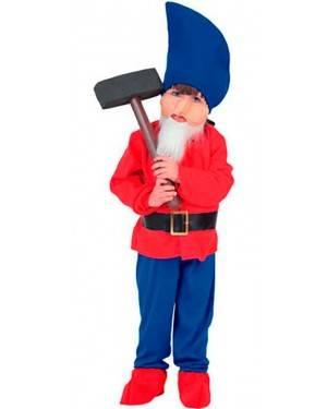 Costumi Nano Bambino Taglia 4-12 anni per Carnevale