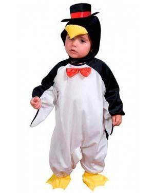 Costumi Pinguino Taglia Neonati per Carnevale