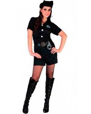 Costume Poliziotta Sexy Adulto Tg. Unica