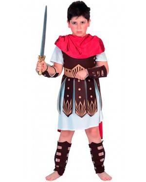 Costumi Romano Bambino Taglia 7-12 anni per Carnevale