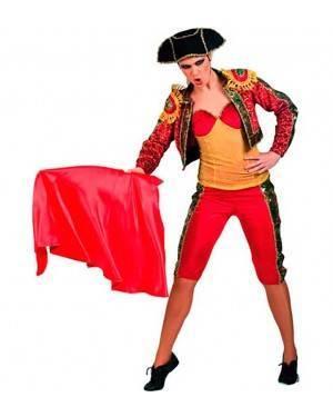 Costume Torero-Matador Donna Adulto Tg. Unica