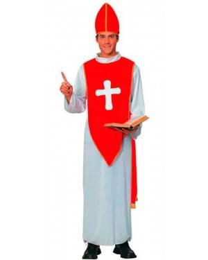 Costume Vescovo Adulto Tg. Unica