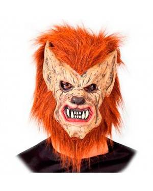 Maschera da Lincantropo Maschera in Lattice per Carnevale