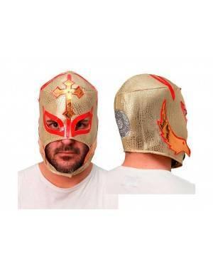Maschera da Wrestling Per Adulti per Carnevale