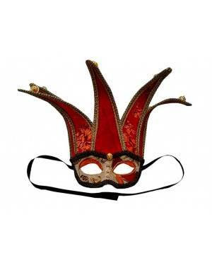 Maschera Giullare per Carnevale