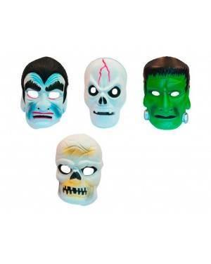 Maschera Horror in eva Bambini (Set di 4 maschere per Carnevale