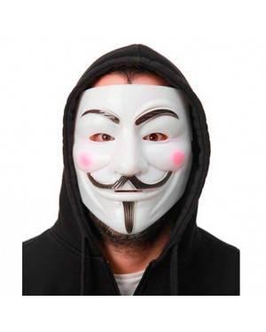 Maschera V per Vendetta (3 Unità) per Carnevale