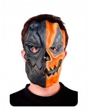 Maschera Zucca-Demone Adulti per Carnevale