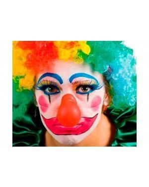 Naso Clown Sonoro (3 Unità) per Carnevale