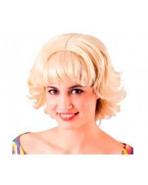 Parrucca Glamour Bionda per Carnevale