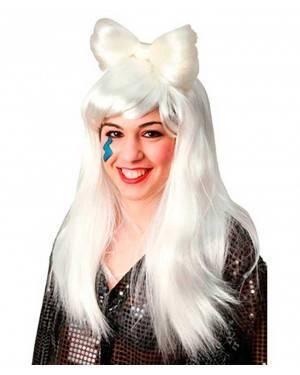 Parrucca Lady Gala per Carnevale