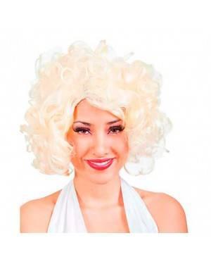 Parrucca Marilyn per Carnevale