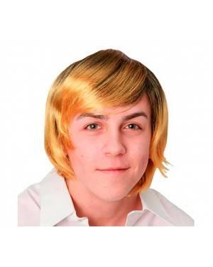 Parrucca Oro per Uomo