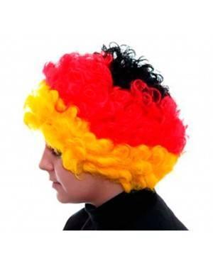 Parrucca Riccia Germania per Carnevale