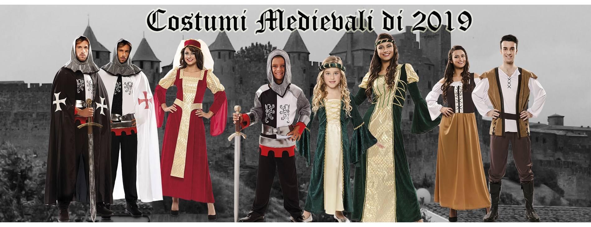 Novità Costumi Medievali di 2019