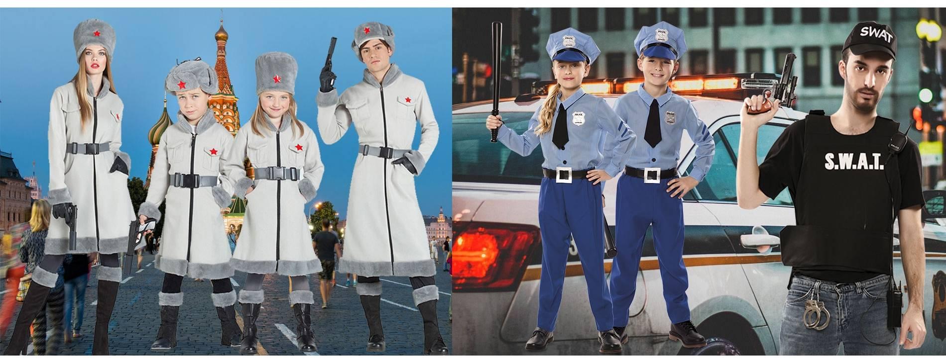 Spii e Poliziotti
