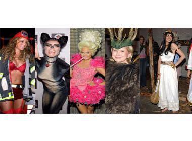 In cerca di ispirazione? I costumi di Carnevale più famosi delle star