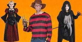 Costume di Halloween Adulti e Bambini