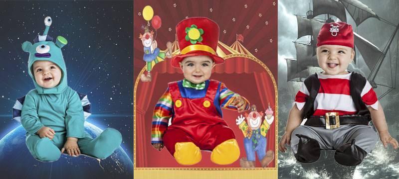 Costumi Carnevale neonati | La Casa di Carnevale