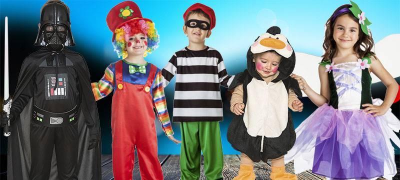 I 7 Migliori Costumi di Carnevale per Bambini di Tutti i Tempi